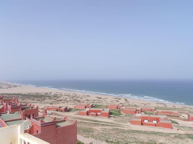 maison à louer face à la mer - Sidi R'bat - Casa