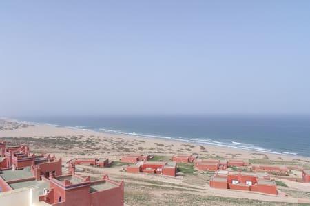 maison à louer face à la mer - Sidi R'bat