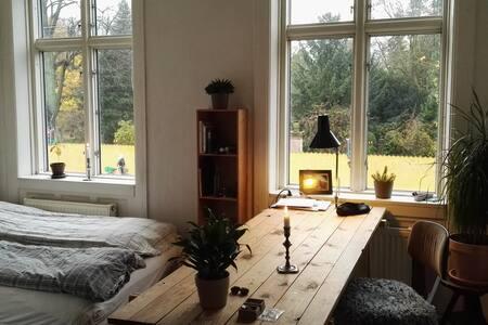 Cosy room in the heart of Nørrebro - 코펜하겐(Copenhagen) - 아파트