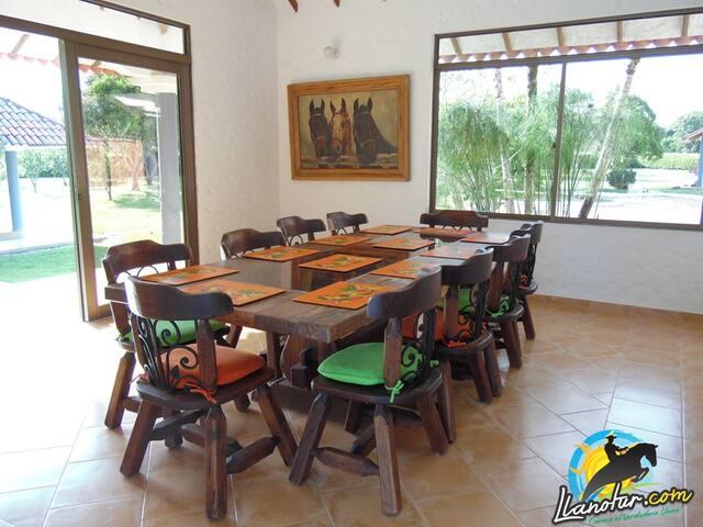 Acogedora Casa campestre en villavicencio - Villavicencio - House