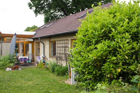 Quietly situated but close to Kiel - Kronshagen - Cabana