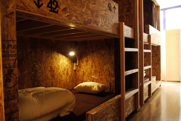 Newly Opened Hostel 30 sec to station - 大阪市中央区 - Bed & Breakfast