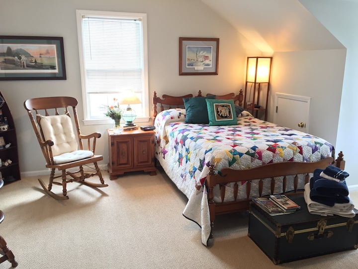 Comfy Rooms near Greenway (2 pri. rooms&bathroom)