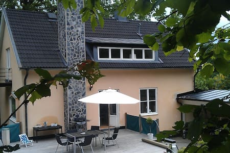 Nice house for rent close to city - Danderyd - Hus