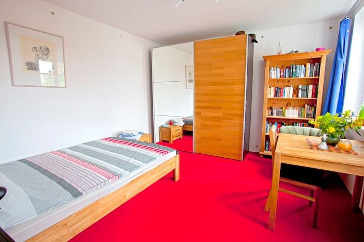 Zimmer mitten in Lübecks Altstadt - Lubecca - Bed & Breakfast