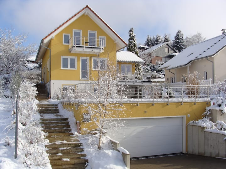 Cosy apartment in Kelkheim