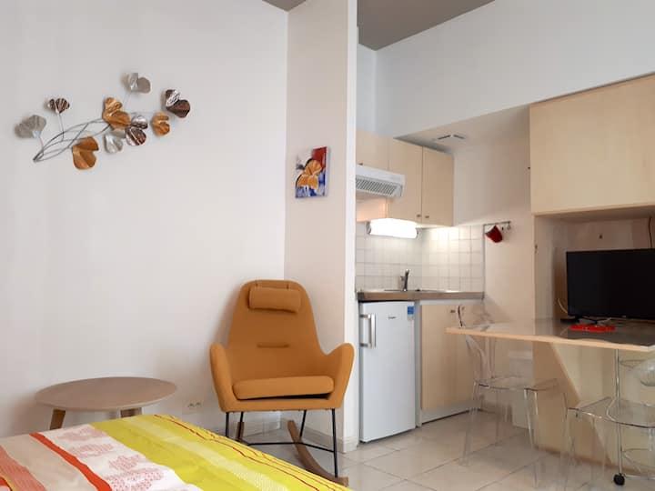 Studio centre ville - Jonquille - n°2