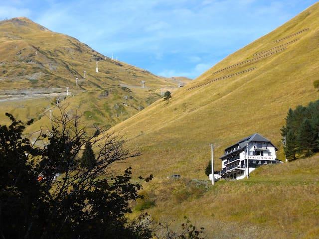 Chambre d'Hôte au pied des pistes - Saint-Lary-Soulan - ที่พักพร้อมอาหารเช้า