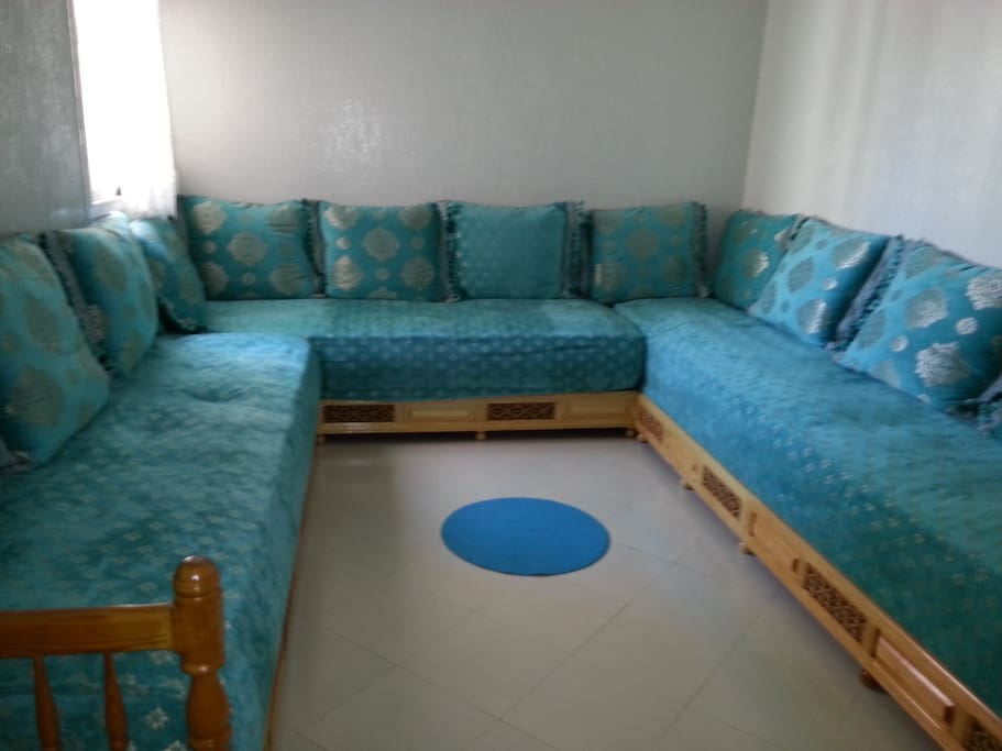 Marokkanische Sitzgruppe