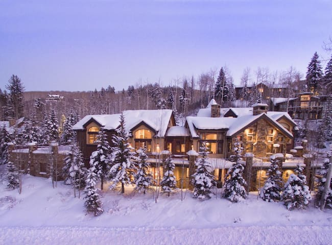 The Pines at Snowmass Ski-in Ski-out Home for Rent