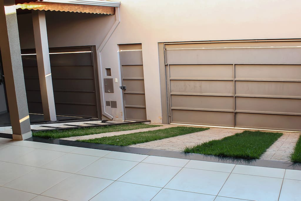 Parte interna garagem 1