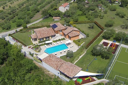 Villa GioAn with private playground - Umag