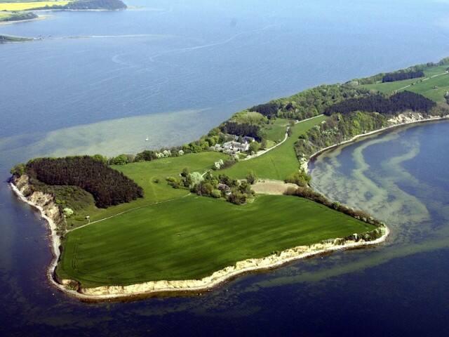 Ferienwohnung im Naturschutzgebiet/WLan - Middelhagen - Byt