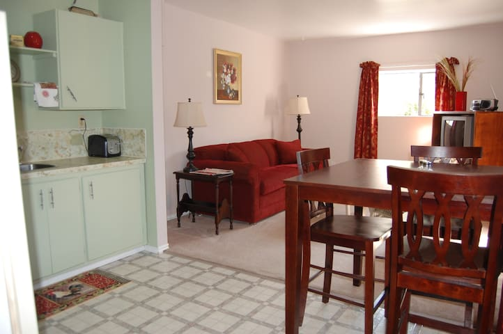 Bright, private suite in downtown Chilliwack - Chilliwack - Apartamento