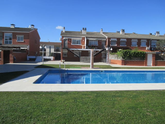 Nice apartment near the Costa Brava - Palafolls - Rumah