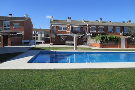 Nice apartment near the Costa Brava - Palafolls - Huis