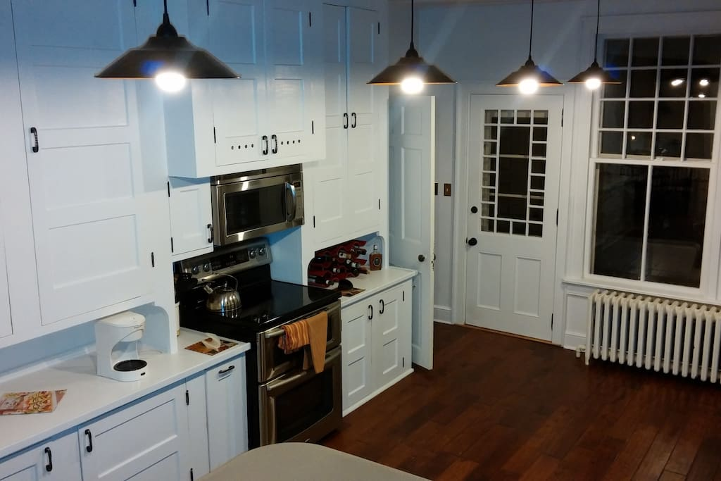 Classic Country kitchen remodeled in 2013