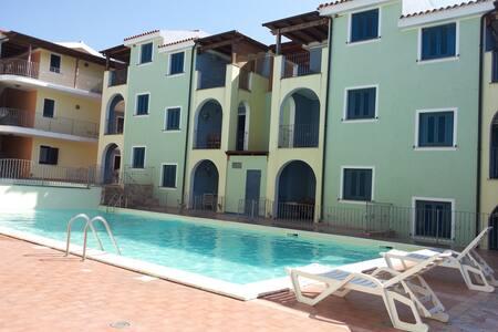 sardinia sea view - Apartamento