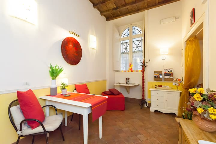 Happy Navona quiet lovely apartment - Roma - Apartment