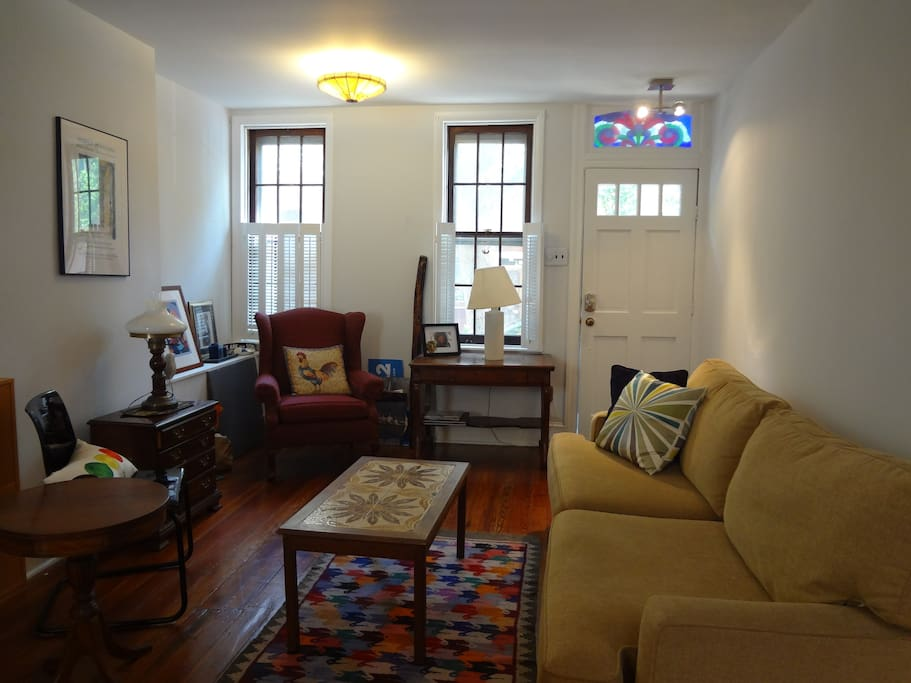 Nicely furnished, near Art Museum