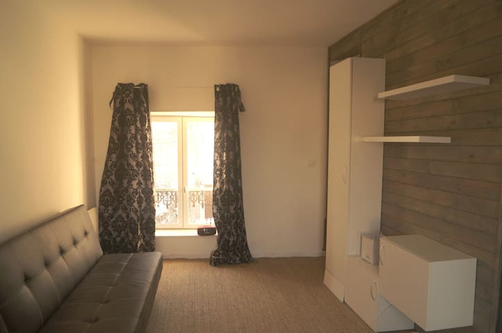 Studio furnished(filled) - Thiverny - Thiverny - Apartament