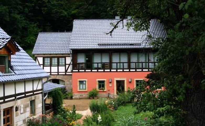Herberge am Eichberg