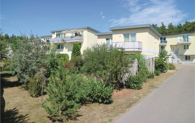 Holiday apartment with 1 bedroom on 47m² in Graal-Müritz
