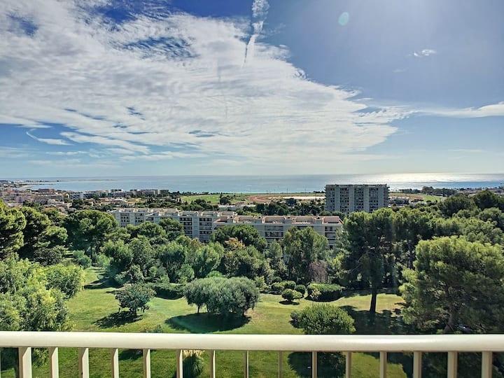 Magnifique résidence standing Vue mer