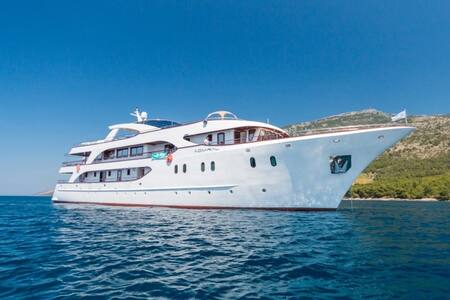 7-Day All Inclusive Round Cruise from Opatija - Opatija