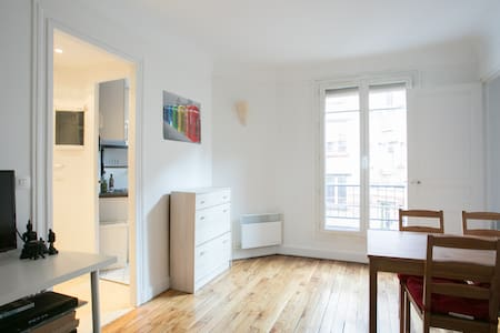 Nice 2 rooms flat - Place d'Italie - Appartement