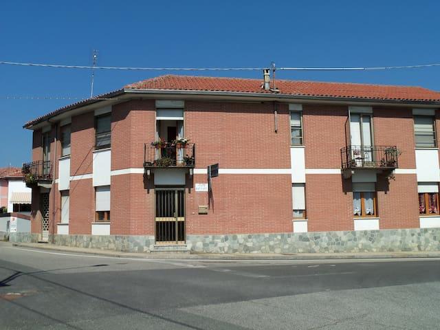 Grazioso appartamento CastellAlfero - Castell'alfero - Departamento