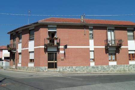 Grazioso appartamento CastellAlfero - Wohnung