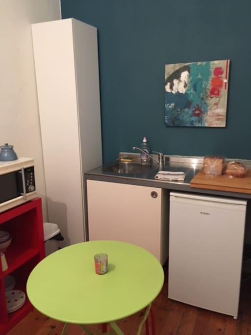 Cocoon et couleurs petit appartement lumineux chambres - Chambre d hote nord pas de calais bord de mer ...