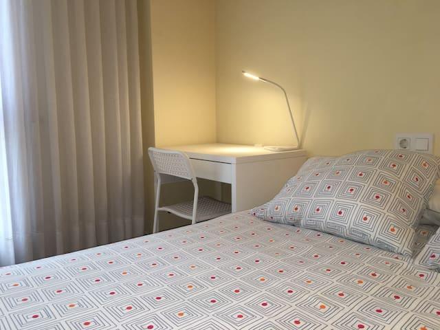 Habitación con baño  Bilbao-BEC.Camino de Santiago - Barakaldo - Apartment