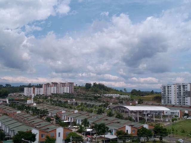Acogedor apartamento con zonas sociales d un hotel