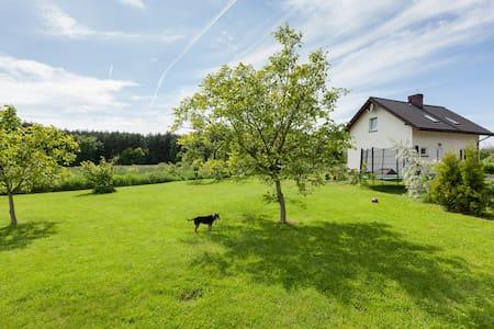 Dom wakacyjny Kurnik | Wifi, ogród - Kołczewo - Dům