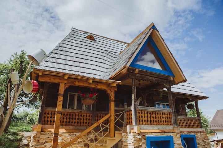 Casa lu' Piștău - Breb