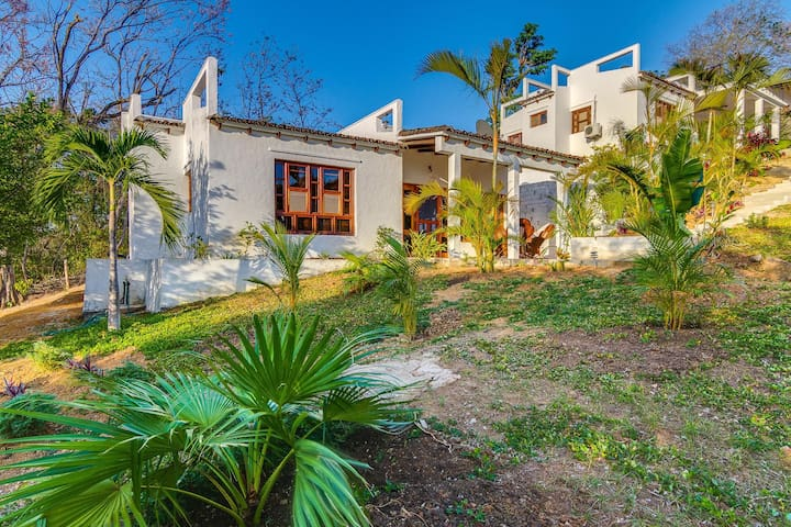 Fully Furnished 2 Bedroom Tropical Vacation Home - San Juan del Sur - House