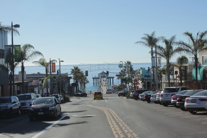 Walk 2 Manhattan Beach: April & May Discount - Manhattan Beach - Lägenhet