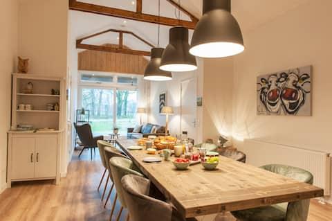 Winterswijk Appartement met uitzicht en ruimte