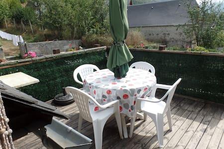Chaleureux appartement au coeur du village - Loudenvielle - Leilighet