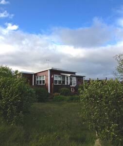 Cozy cottage at Lake Thingvellir - Zomerhuis/Cottage