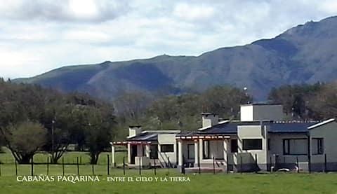 Cabañas Paqarina para 2 personas