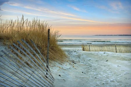 Sea Salt Escape, Beach Haven, LBI - Beach Haven - Pis