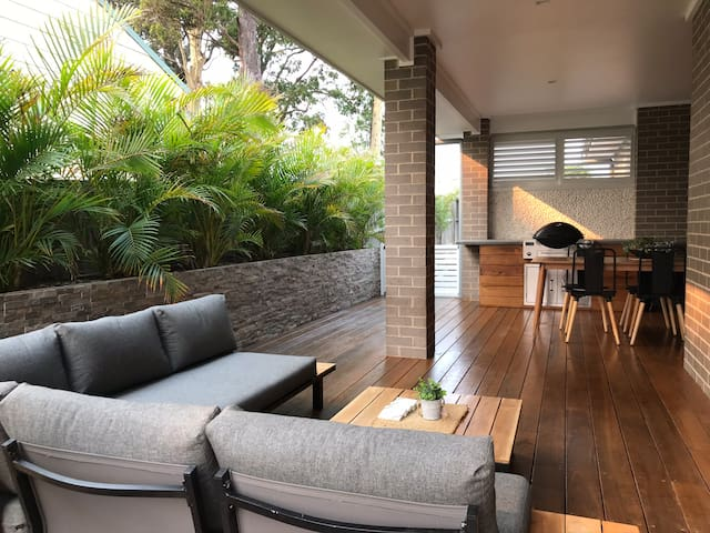 Home away from home in beautiful Jervis Bay