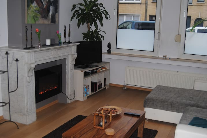 Fully equipped, stylish and quiet appartement