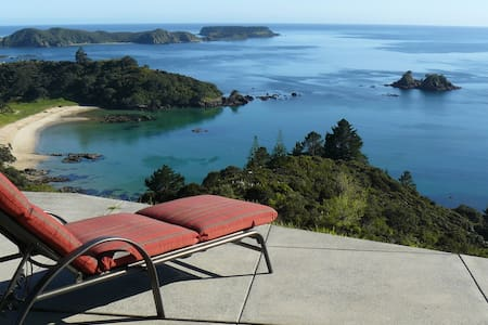 Islandview Te Ngaere with 3 beaches - Te  Ngaere Bay, - Bed & Breakfast