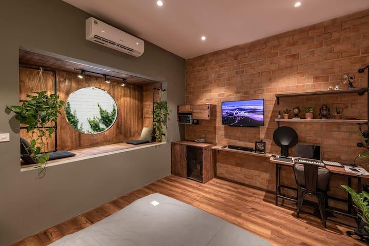 Hidden Gem   Loft Studio in Saigon City Centre
