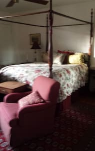 Nance-Major House c. 1760 - Charles City - Bed & Breakfast