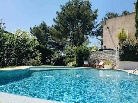 Famous properity in provence